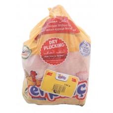مرغ منجمد ترکیه ای تنظیم بازاری - سایز 1800 گرم