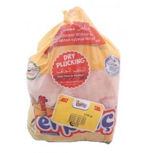 مرغ منجمد ترکیه ای تنظیم بازاری - سایز 1200 الی 1800 گرم